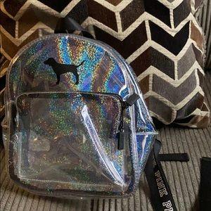 PINK Mini Bookbag